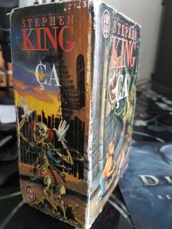 "Trilogie ""Ça"" par Stephen King"